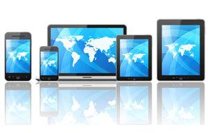 Website Designer for Multi-Platform Website